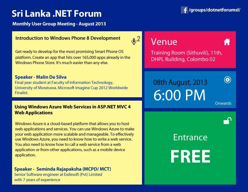 Forum Session