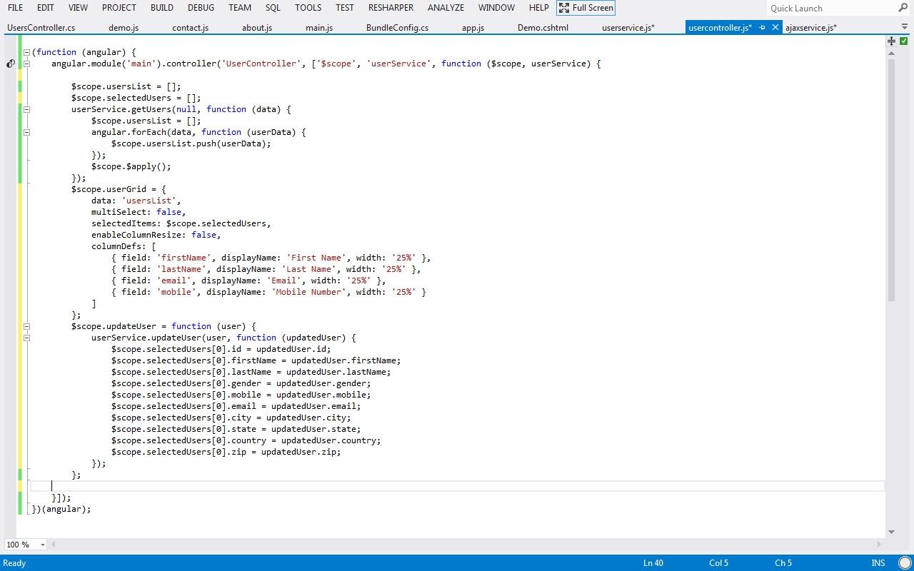 Better Way To Handle Ajax Call In Your Angularjs Code Semindas Blog